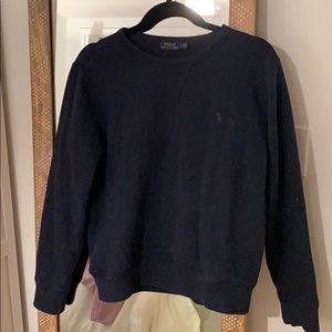 Ralph Lauren POLO Crew neck sweatshirt size large
